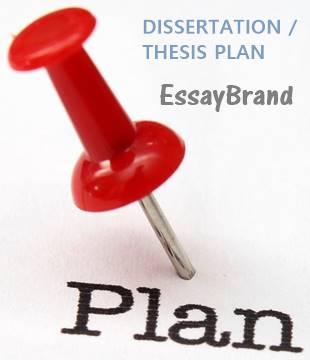 Dissertation   Thesis Plan